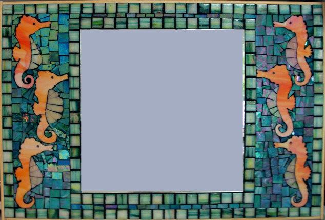 Seahorse Mirror 2