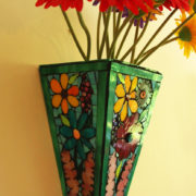 Wildflower Sconce 2