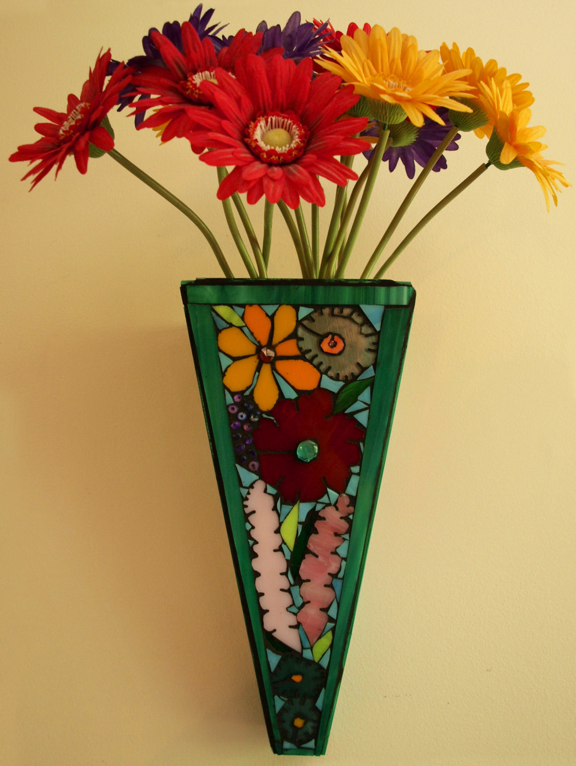 Wildflower Sconce